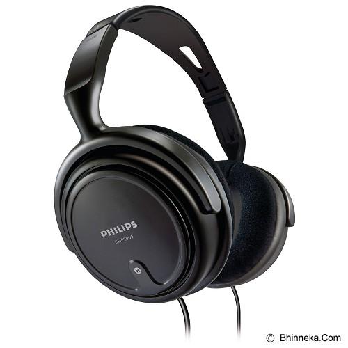 PHILIPS Headphone [SHP 2000] - Headphone Full Size